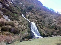 Assaranca Waterfall Ireland Travel, Waterfall, Outdoor, Outdoors, Ireland Destinations, Waterfalls, Outdoor Games, The Great Outdoors