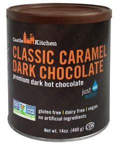 Castle Kitchen Hot Chocolate - Classic Caramel Dark Chocolate $7.79 - from Well.ca