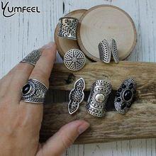 Yumfeel New Bohemia Vintage Boho Jewelry Rings Mixed Lot Tibetan Silver Plated Ring Bohemian Ring Women Vintage Jewelry Silver Jewelry Box, Fine Jewelry, Silver Rings, Jewelry Rings, Cheap Jewelry, Bridal Jewelry, Glass Jewelry, Silver Bracelets, Fancy Jewellery