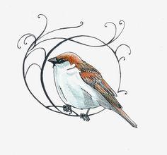 Little Sparrow by koshii on DeviantArt