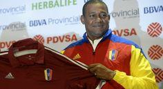 La Selección de Venezuela confirmó su nuevo entrenador pensando en Rusia 2018. #Venezuela #Rusia2018 #Mundial #Fútbol