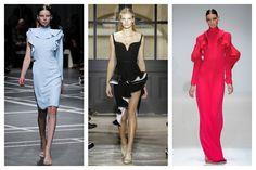 abecedario con todas las tendencias de moda de primavera verano 2013: v de volante