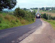 Roachville Covered Bridge