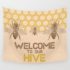 Beekeeping Bee Art Bees Bumble Nursery Decor
