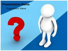 #TheTemplateWizard presents professionally designed #Personal #Question #3D #Animated #PPT #Template. These royalty #free Personal Question animated powerpoint backgrounds let you edit text and values and can be used for topics like Solution, #Personal #Question, Business, Quality and #Confusion etc., for professional #3D animated PowerPoint #presentations.