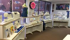 Refurbished Sewing, Quilting & Embroidery Machines