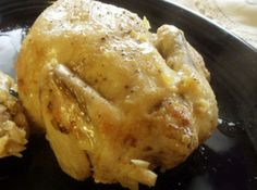 Crock Pot Rosemary Cornish Game Hen- one of the best recipes i've come across... i add a few other herbs/spices to mine... and put some celery & carrots in to cook with it.