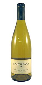 """The 2009 La Crema Chard is """"Rich and unctuous, with a viscous, glyceriney texture holding deep, opulent flavors of pineapples, lime custard, clover honey, Mandarin orange and cinnamon spice. Lees treatment brings a creamy, slightly sourdough tang. Good price for a Chardonnay of this quality."""" Wine Enthusiast 93 Points"""