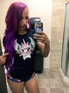 The boss Sasha Banks Sasha Banks Bikini, Wwe Sasha Banks, Black Wrestlers, Wwe Wrestlers, Female Wrestlers, Aj Lee, Wrestling Divas, Women's Wrestling, Nxt Divas