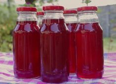 Syrop malinowy - przepis ze Smaker.pl Polish Recipes, Polish Food, Hot Sauce Bottles, Jar, Canning, Cooking Ideas, Diet, Syrup Recipes, Home Canning