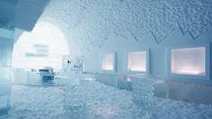 ICEBAR | ICEHOTEL in the Swedish north.