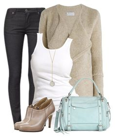 """""""Unbenannt #140"""" by wishlist123 ❤ liked on Polyvore featuring Zadig & Voltaire, Soaked in Luxury, Rebecca Minkoff, Mai Piu Senza, Swarovski, women's clothing, women, female, woman and misses"""