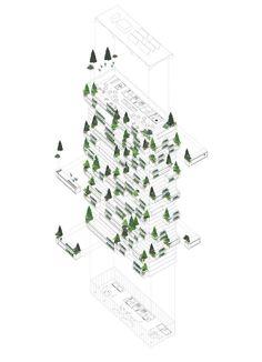 Bosco Verticale_studio Stefano Boeri Architetti con la collaborazione di Buro Happold Engineering per le strutture e l'agronoma Laura Gatti per la componente vegetale.