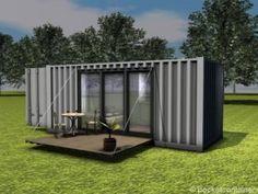 Tiny House Dörfer und Grundstücke › Mampo Container Gardening, Tiny House, House Design, Doors, Outdoor Decor, Furniture, Home Decor, Check, Container Houses