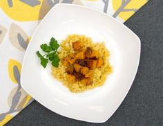 Meatless Monday: Easy Baked Risotto with Roasted Butternut Squash. Sign-up for our weekly #meatlessmonday recipes here:  https://secure.humanesociety.org/site/SPageServer?pagename=meatlessmondaysignup&s_src=pin_post081314