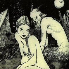 Alone With The Devil by Vania Zouravliov.
