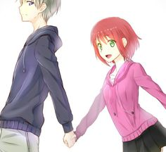 Let's go for a date shirayuki