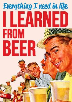Yes, everything. #beer
