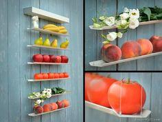 Frutero colgante para la pared | Decoratrix | Decoración, diseño e interiorismo