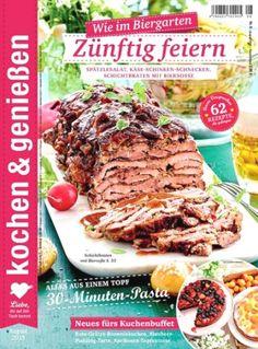 Kochen & Genießen für 34,00€ mit 25,00€ Gutschein – Effektivpreis: 9,00€