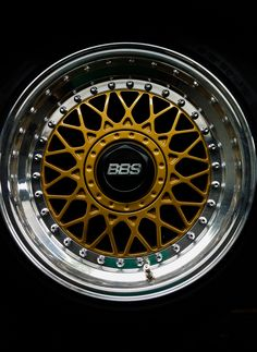 "BBS RM with 2"" lip So lusty are these wheels. I can't wait until the weather is better and them put them back on the E21."
