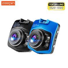 Buy Support Russian Language Zeepin Mini Car DVR Camera GT300 Camcorder 1080P Full HD Video Registrator Recorder G-sensor Dash Cam .....Click Link