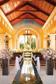 Gorgeous Wedding Chapels Around The World