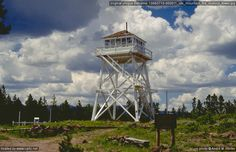 141 Best Fire Lookout Tower Images In 2019 Lookout Tower
