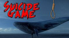 BLUE WHALE GAME - Extremely CREEPY
