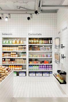 Casa Nostra Fruit Store In Barcelona | Trendland