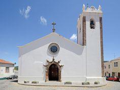 Les 7 plus beaux villages de l'Algarve Algarve, Portugal, Beaux Villages, 7 Plus, Notre Dame, Building, Travel, Gothic, Nails