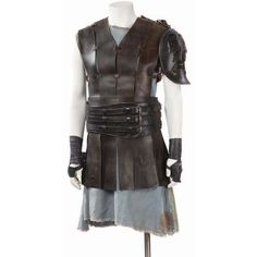 Russell Crowe two hero costumes from Gladiator ❤ liked on Polyvore featuring costumes
