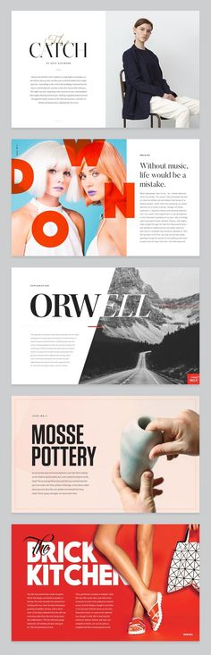 ideas fashion editorial design layout branding for 2019 Magazine Layout Inspiration, Magazine Layout Design, Graphic Design Inspiration, Magazine Layouts, Brochure Inspiration, Ideas Magazine, Style Inspiration, Web Design, Visual Design