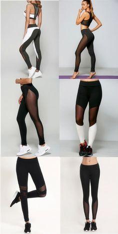 ♡ Women's workout clothes | Workout clothes| Yoga leggings