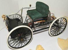 Franklin Mint Die Cast Car 1896 Ford Quadricycle Precison Model 1 6 Scale | eBay
