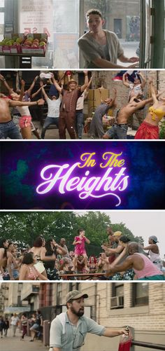 """playbill: """" Watch Anthony Ramos and Cast in First Trailer for In the Heights Movie """" Hamilton Musical, Theatre Geek, Musical Theatre, Movie Wallpapers, Phone Wallpapers, In The Heights Movie, Anthony Ramos, Washington Heights, Mind The Gap"""