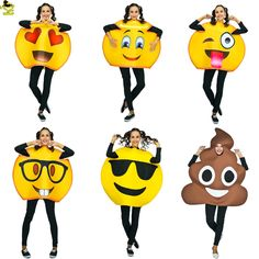 Emoji Costume     Tag a friend who would love this!     FREE Shipping Worldwide     Get it here ---> https://www.hobby.sg/funny-face-emoji-party-costume-cosplay-sponge-clothes-fancy-dress-in-christmas-lot-costume-suit-for-adults/    #drones