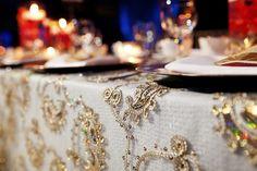 Vestidos de mesa.