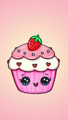 Cute Muffin Drawing Of Cute Drawing Videos Draw So Cute Draw So Cute