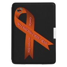 My Child Has CRPS Kindle Paperwhite Leather Cover
