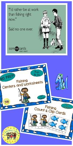 LOOK WHAT'S BEEN ADDED  Fishing Word Search  Fishing Graphing Sheet  Fishing Coloring Sheet  Plus, new images!  *********************************************************************  This Fishing packet contains: Reading Center Book List Art Center Project Writing Center Activity Computer Center Websites Friday Activity  AND 9 worksheets.