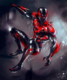 Comics Spiderman, Spiderman Kunst, Marvel Comics Art, Batman, Marvel Heroes, Marvel Avengers, Toxin Marvel, Marvel 2099, Mysterio Marvel