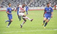 En su primera semana de trabajo con Shenzhen FC, Preciado ya debutó y anotó. Logró el segundo gol en el triunfo sobre Zhejiang Yiteng (2-1).