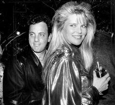 christie brinkley billy joel 80s