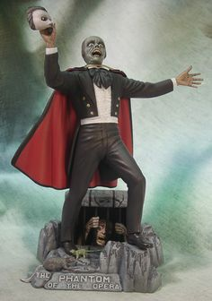 The Phantom of the Opera model kit