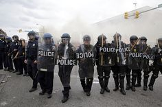 Federal Agents Embed With Baltimore Police To Combat Spike In Homicides - BuzzFeed News