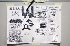Disegna una lettera_LABA
