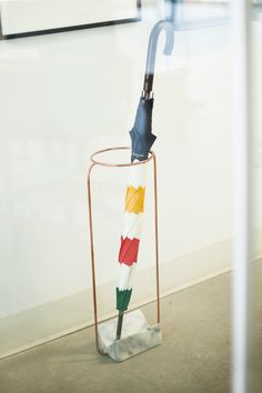 Umbrella Stand by Thom Fougere Studio