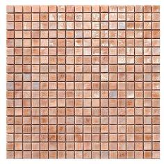 #Sicis #Murano Coral 3 1.5x1.5 cm | #Vetro di #Murano | su #casaebagno.it a 331 Euro/collo | #mosaico #bagno #cucina