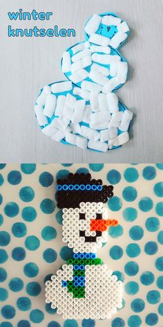 Winter knutsels: met de kinderen knutselen in winter thema – Leuk met kids Animal Crafts For Kids, Winter Crafts For Kids, Winter Kids, Fox Crafts, Cute Crafts, Crafts To Make, Draw A Snowman, Snow Globe Crafts, Newspaper Crafts
